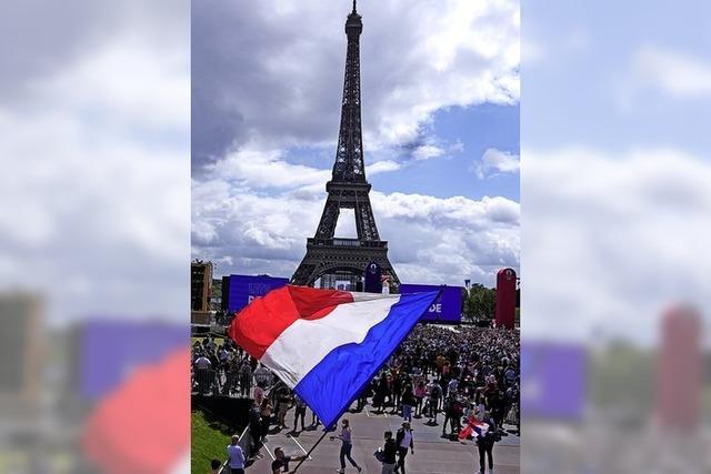 Spiele im Herzen von Paris