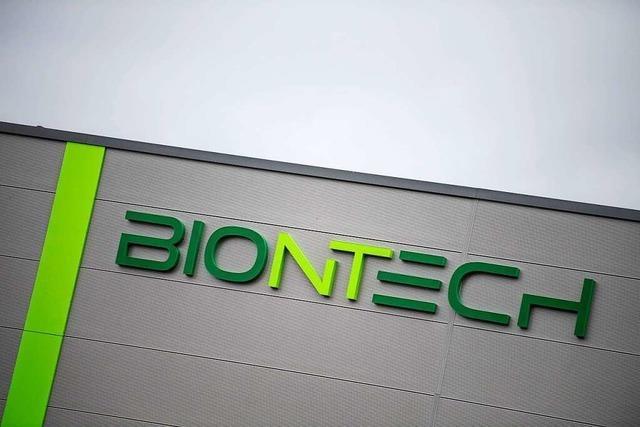 Biontech hat das größte Auftragspaket in der Geschichte der Pharmaindustrie
