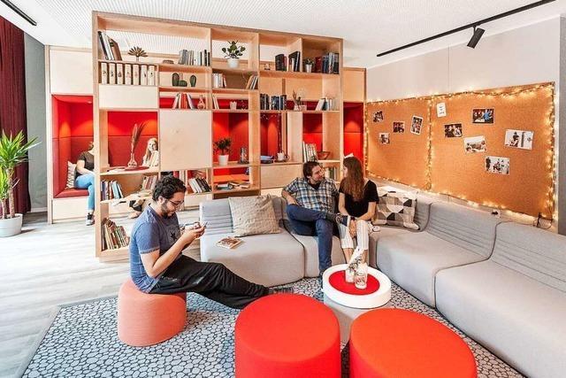 Mehr als ein Studentenwohnhaus – THE FIZZ neu in Freiburg Mitte