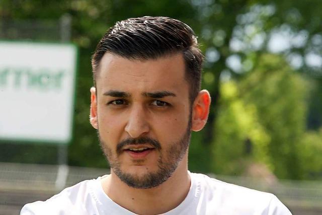 Spanier Pablo Aguilera hat den FC 08 Villingen wieder verlassen