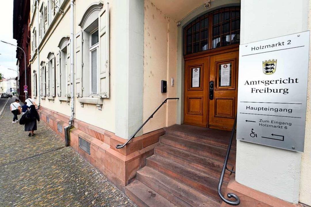 Das Gericht verurteilte die 65-Jährige zu 70 Tagessätzen à 50 Euro.    Foto: Thomas Kunz