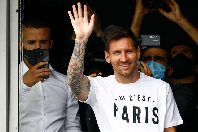 Lionel Messi ist nur noch für die Scheichs bezahlbar