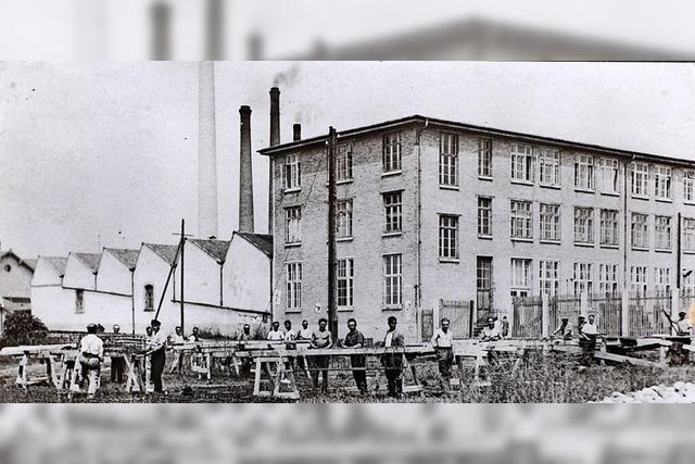 Museum Weiler Textilgeschichte in Friedlingen hat wieder geöffnet