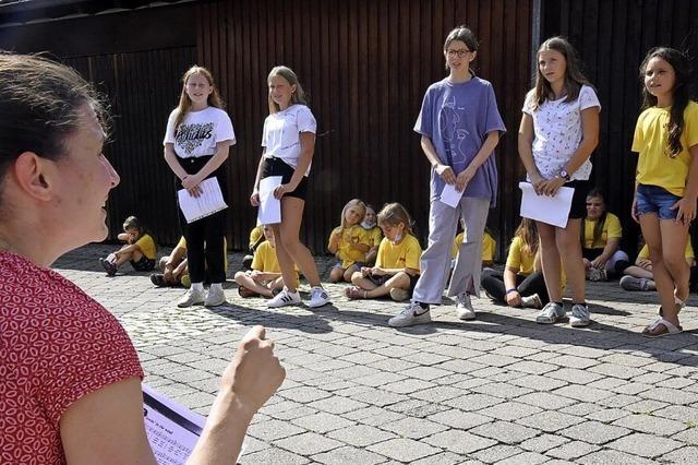 Bund fördert Projekt zum Aufbau eines Jugendchors