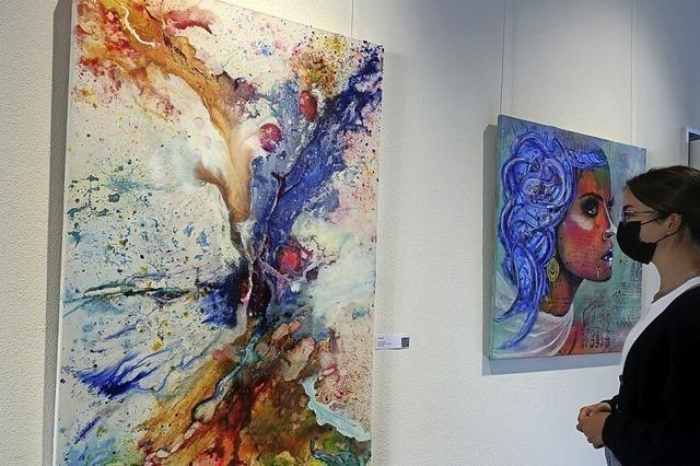 47 Werke von 47 Künstlern: Vielfalt ist Trumpf