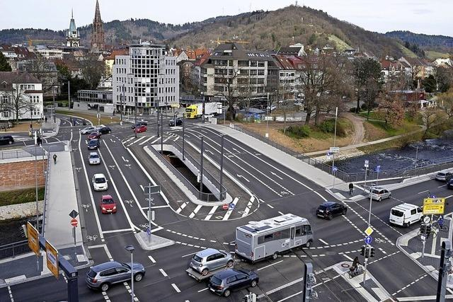 Streit um Mehrkosten der Freiburger Kronenbrücke beigelegt