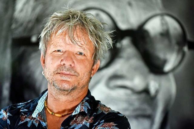 Klaus Polkowski will mit Fotos Geschichten erzählen
