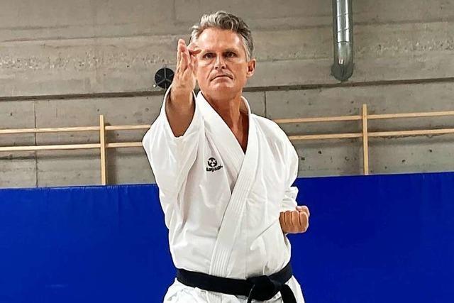 Bad Säckinger Karateka erkämpft sich einen der höchsten Meistergrade