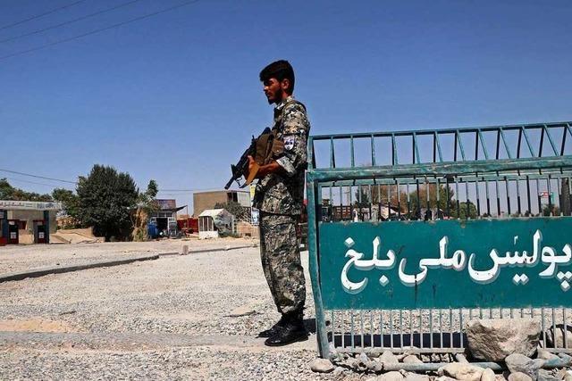 Deutschland fordert Bürger zu schneller Ausreise aus Afghanistan auf