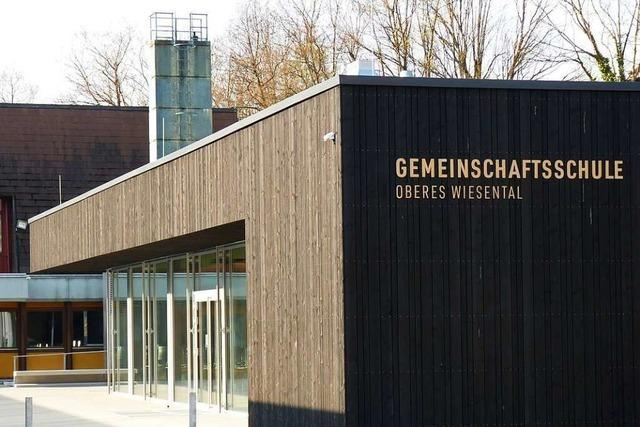 Die Rektorenstelle an der Gemeinschaftsschule Oberes Wiesental ist besetzt