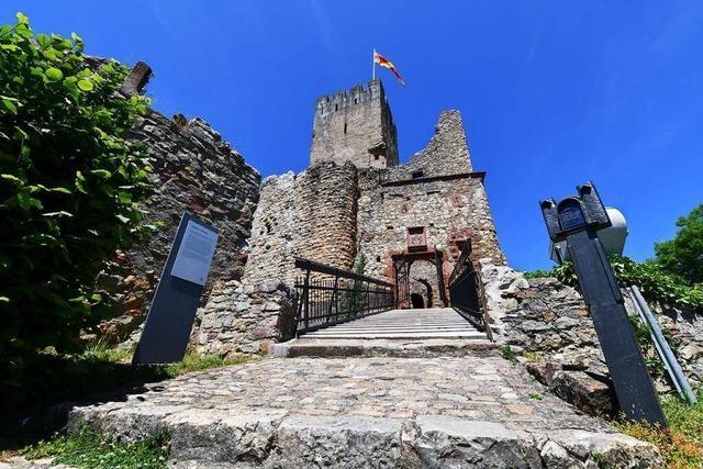 Auf der Burg Rötteln diente der Tresor für die Gewürze
