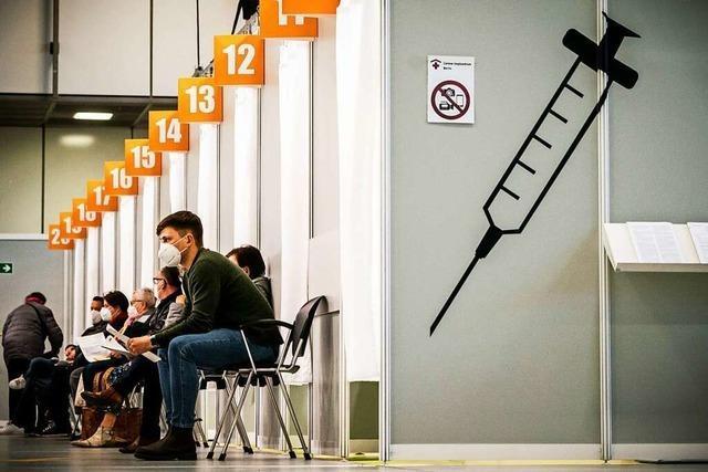 Zweifel an Studie, die Zweifel an offizieller Erstimpfquote aufwirft