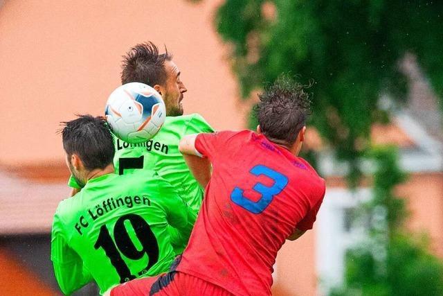 Erste personelle Rochaden bei den Landesligisten FC Neustadt und FC Löffingen