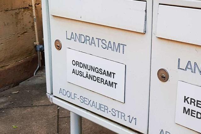 Amt wusste über Diskriminierung auf Ausländerbehörde Bescheid