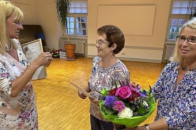 Frauenchor vertagt seine 75-Jahr-Feier