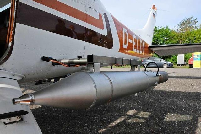 Hagelabwehr Ortenau will Kritiker der Hagelflüge einbeziehen