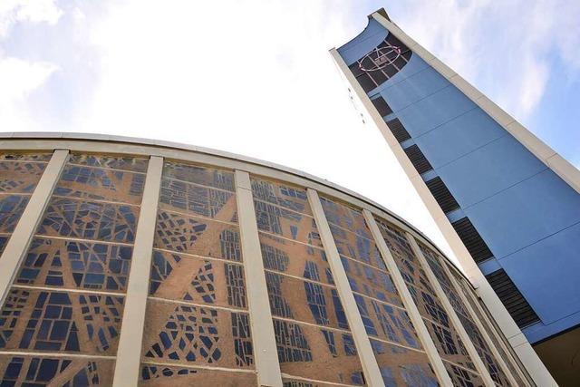Die größte Kirche fehlt den Katholiken in Lörrach