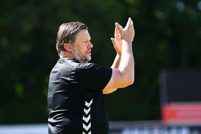 Für die U-19-Junioren des SC Freiburg ist der Klassenerhalt das vorrangige Ziel