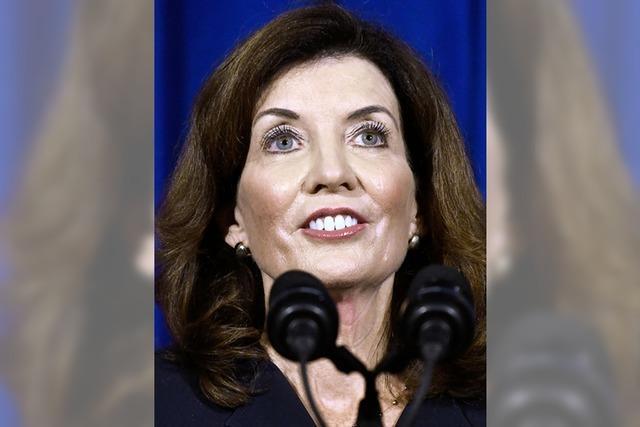 Die erste Frau an der politischen Spitze New Yorks