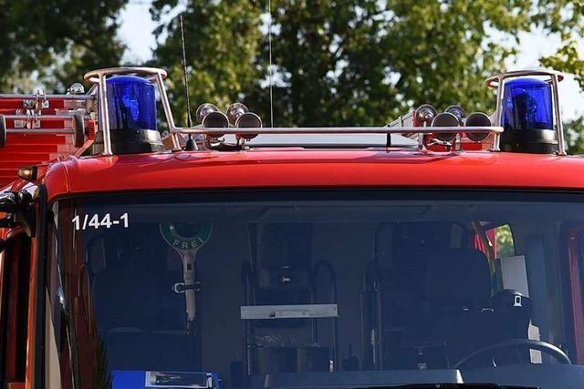Feuerwehr Maulburg rückt 2020 zu 53 Einsätzen aus