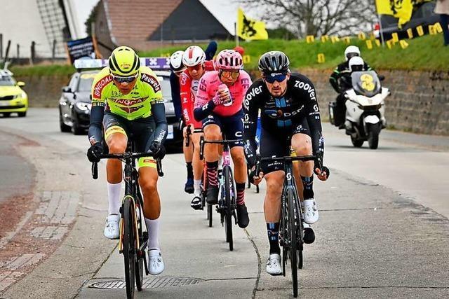 Radprofi Nico Denz vor der Vuelta: