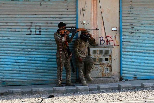 Herat und Gasni fallen an die Taliban