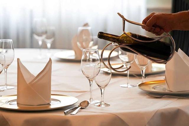 In der Küche und im Service in der Ortenauer Gastronomie fehlt Personal