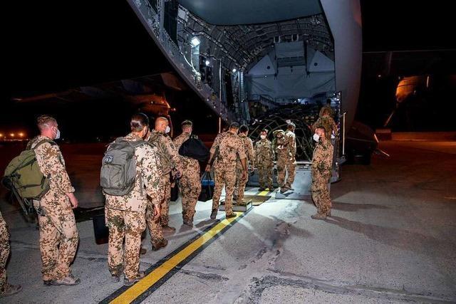 Bundesregierung will US-Luftbrücke für afghanische Ortskräfte nicht nutzen