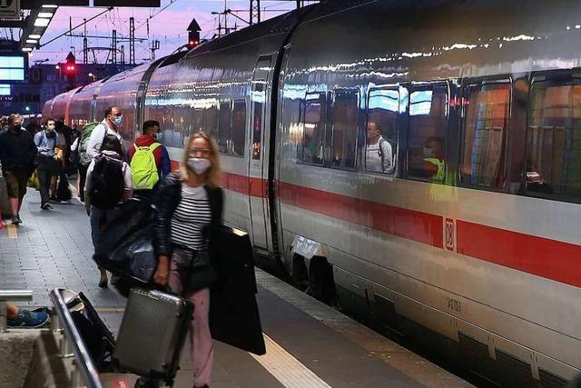 Lokführerstreik beendet – Bahn kehrt zum normalen Fahrplan zurück