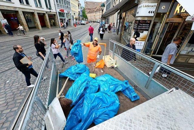 Wie können die Freiburgerinnen und Freiburger nachhaltiger leben?