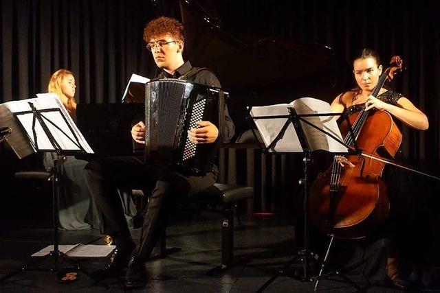 Ein Programm von Tango bis Barock