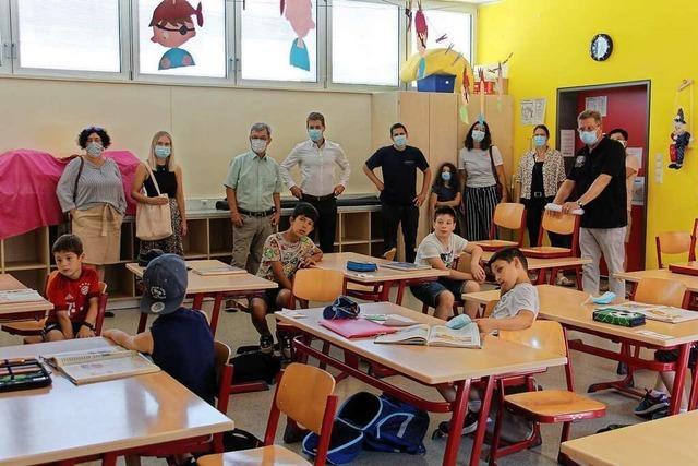 Premiere der Kiwanis-Ferienschule für Grundschüler kommt gut an