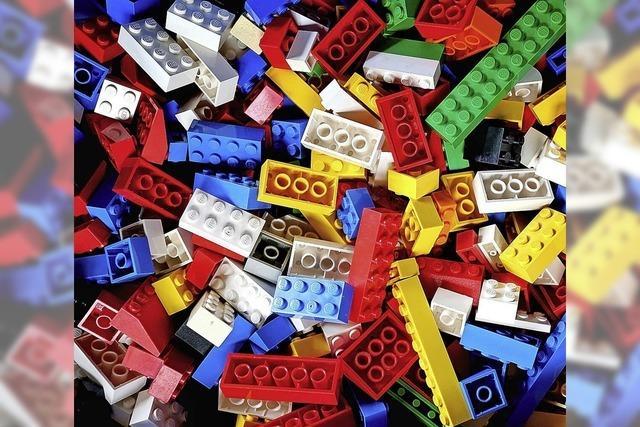 Per App das Lego-Chaos ordnen