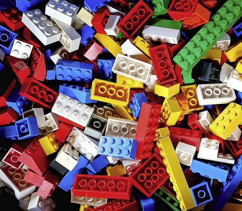 Bauanleitung verlegt? Auch  das ist mit Brickit kein Problem.  | Foto: Karl-Josef Hildenbrand (dpa)