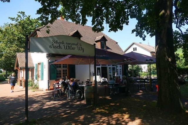Das Café Gupi im Weiler Läublinpark ist eröffnet