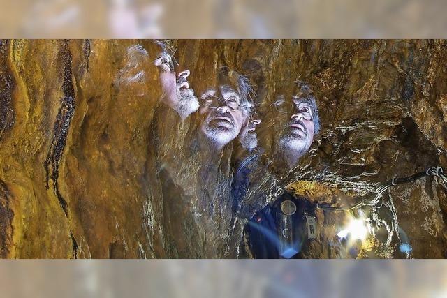 Aktionen und Konzerte im Bergwerk Finstergrund in Münstertal