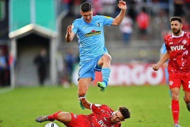 SC Freiburg startet in Bielefeld in die Bundesliga-Saison