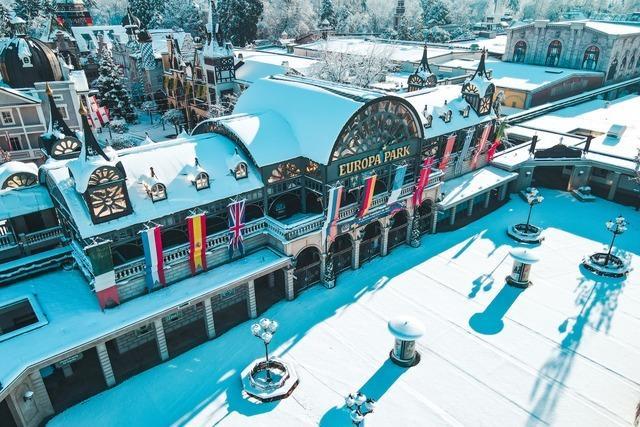 Europa-Park öffnet auch im November und verzichtet auf Umbaupause