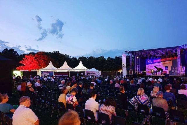 Freiburger Kultur_Los!-Klassik-Open-Air: Helikopter über Mozart