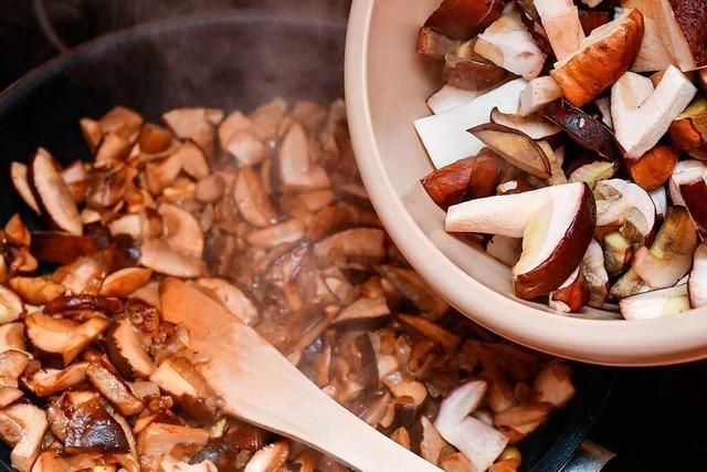 Wie Köche aus der Region Freiburg Pfifferlinge & Co. zubereiten