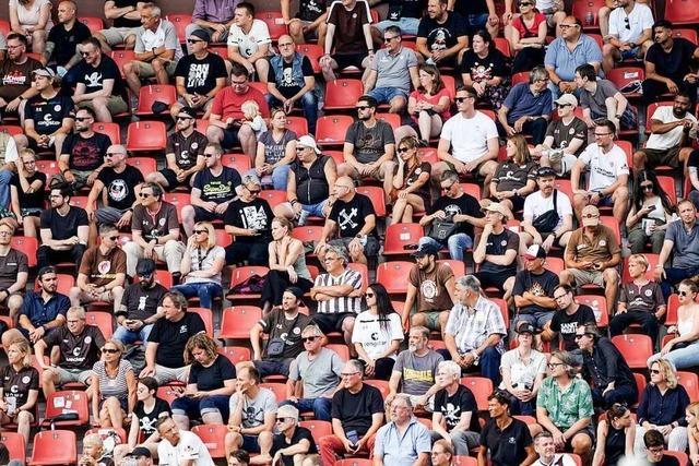 Die Bundesliga startet vor halbvollem Haus in die neue Saison