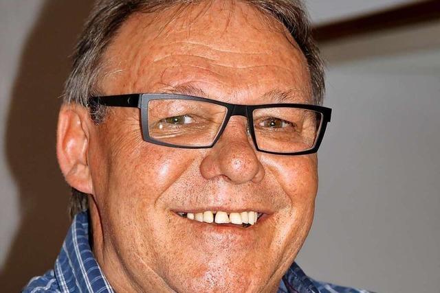 Hansi Bauer war in der Weiler Fasnachtsszene viele Jahre ein Schlüsselspieler