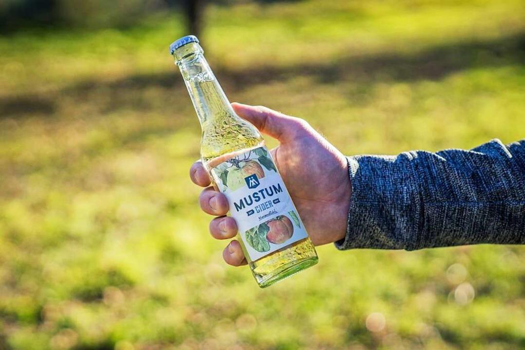 Der Cider der Weishaars    Foto: mykaiserstuhl