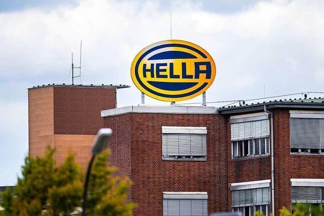 Autozulieferer Hella wird vom Konzern Faurecia übernommen