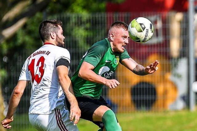 SV Herten bezwingt FC Schönau auch ohne spielerische Glanzlichter