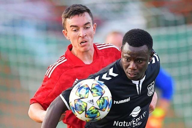 FV Lörrach-Brombach bleibt in der Oberliga auswärts weiter sieglos