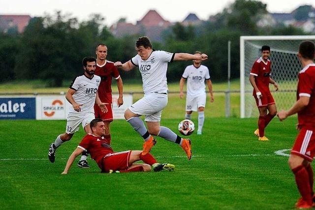 VfB Bühl ist für den FSV Altdorf