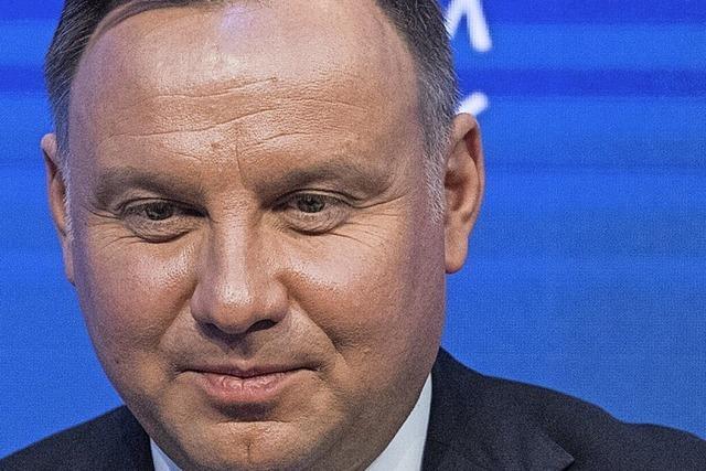 Krise zwischen Polen und Israel