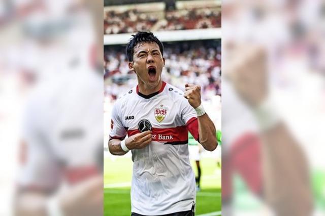VfB Stuttgart ist der erste Tabellenführer