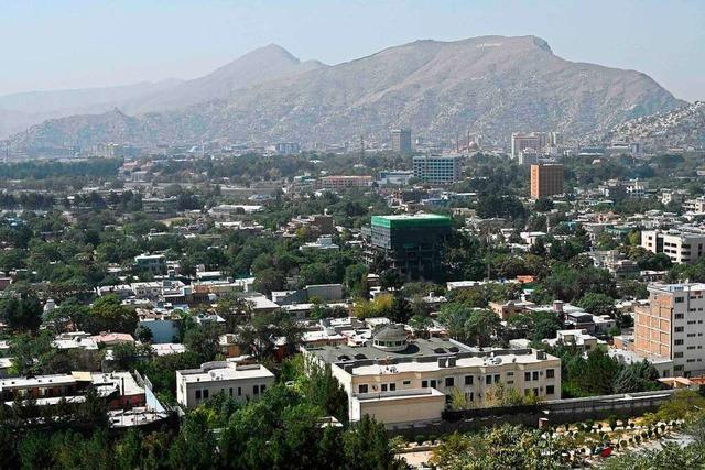In Kabul herrscht erst Panik – dann gespenstische Stille